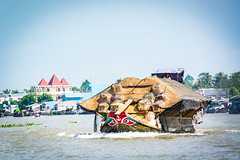 PPB_6356 (PeSoPhoto) Tags: river boat nikon asia delta vietnam xp mekong 2016 d7100