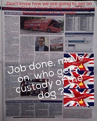 Job done (thepracticalsurveyor) Tags: divorce goodbye eureferendum voteleave