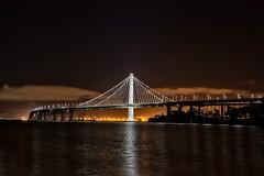 San Francisco (hharryus) Tags: sanfranciscooaklandbaybridge baybridge sanfrancisco sanfranciscobay bridge suspensionbridge