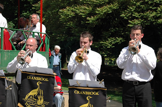 Trumpets Wild with Chris, Andy & Richard