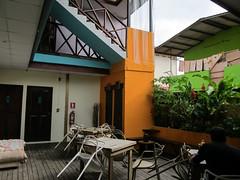 """Bocas del Toro: notre hôtel <a style=""""margin-left:10px; font-size:0.8em;"""" href=""""http://www.flickr.com/photos/127723101@N04/27332294995/"""" target=""""_blank"""">@flickr</a>"""
