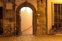 Pisa front bikes (pineider) Tags: bicycle tit tits boobs pisa topless boob bicicletta