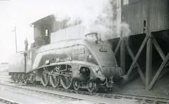 img754 (OldRailPics) Tags: steam aberdeen kingfisher british locomotive railways ferryhill 61b 60024
