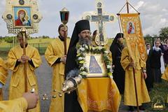 A cross procession from the village of Nikolskoe to the village of Adamovka / Крестный ход из Никольского в Адамовку (48)