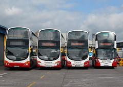 Bus Eireann VWD6,11,34 & 47. (Longreach - Jonathan McDonnell) Tags: volvo gemini capwell wrightbus dsc1317 volvob7tl volvob9tl buseireanncork volvob5tl vwd6 08c22947 vwd11 12c2375 vwd34 vwd47 152c6170 151c71542