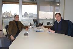 Secretrio em audincia com ex-deputado  Paulo Borges (Lucas Redecker) Tags: sme secretrio exdeputado lucasredecker