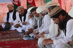 RESOLVING LONG-STANDING TRIBAL CONFLICT AIM OF EASTERN PEACE JIRGA (UN Assistance Mission in Afghanistan) Tags: afghanistan may tribal un governor eastern department province kabul unama provincial afg feud representatives 2016 memberofparliament provincialcouncil jirga laghman peacecommittee unbacked ulemacouncil tribalaffairs dawlatshahdistrict 29may2016 rafiullahalkozai 20160529