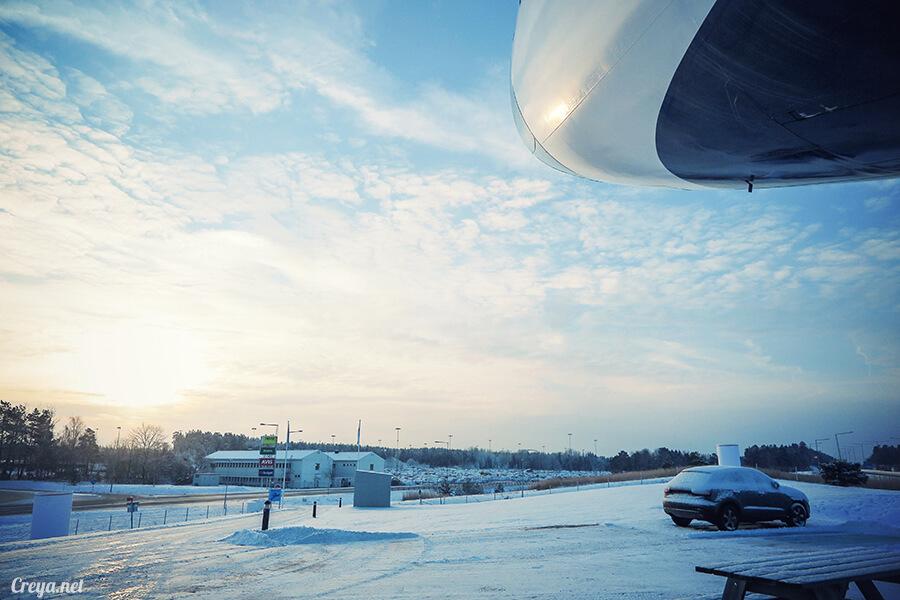 2016.07.08 ▐ 看我歐行腿 ▐ 只載去見周公的飛機,瑞典斯德哥爾摩機場旁的 Jumbo Stay 特色青年旅館03