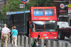 IMG_1227 (GojiMet86) Tags: gray line city sightseeing valley metro nyc new york bus buses 1994 d40lf 883 unknown 42nd street 8th avenue 2fyd2ll17ru015345