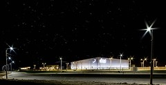 Datacenter (Marcelo Campi) Tags: street nightphotography sky urban building night lights dust datacenter arquitecture