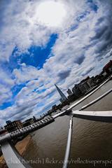 DSC_4427 (reflective perspicacity) Tags: uk england urban bw london thames towerbridge londonbridge europe modernart europeanvacation escalator stpauls eu parliament bigben millenniumbridge tatemodern fisheye britishmuseum nikond300