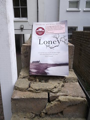 17th June 2016 (themostinept) Tags: fiction wall book post paperback brickwall novel hackney stokenewington johnmurray andrewmichaelhurley theloney