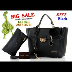 Import @180 Bag C&K 3787 2in1 28x11x25cm Kulit #BigSale#TurnLock#SemiPremium#Black#BabyPink#Blue#Brown#Red#Salem (merboutique) Tags: blue red brown black salem babypink bigsale turnlock semipremium