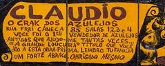 Claudio, el crack de los azulejos, Ro de Janeiro, Brasil (Edgardo W. Olivera) Tags: brazil brasil lumix panasonic escalera claudio azulejo selarn gh3 rodejaneiro microfourthirds microcuatrotercios edgardoolivera escadara