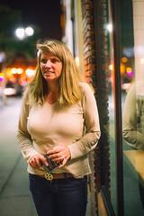 Date Night in Oakland (Thomas Hawk) Tags: california usa dinner america oakland unitedstates julia fav50 unitedstatesofamerica spouse wife eastbay date juliapeterson fav10 fav25 mrsth