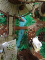 Ewokdorf - Bachlauf 03 (KW_Vauban) Tags: starwars lego endor ewokvillage episodevi thereturnofthejedi