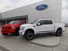 2016 Ford Shelby and Tuscany FTX F150 trucks (raycarlos1) Tags: ford truck illinois cobra pickup f150 tuscany shelby champaign lariat 2016 ftx carrollshelby supercrew sullivanparkhill