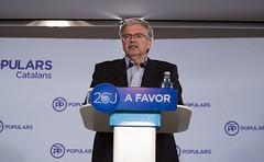 Jordi Cornet, secretario general