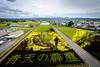 Inakadate Rice Art 2015 (afrigole) Tags: green art nature yellow japan rural landscape nikon rice aomori gonewiththewind inakadate d7100 tanboato