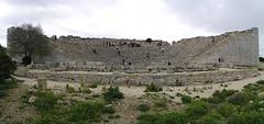 Anfiteatro Greco, Segesta (calmeilles) Tags: sicily segesta anfiteatro greco