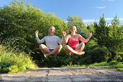 Week 20 Fantasy (karlh1970) Tags: yoga levitation levitate 52weekproject
