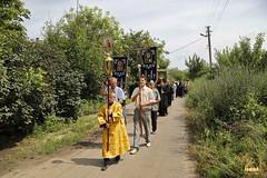 A cross procession from the village of Nikolskoe to the village of Adamovka / Крестный ход из Никольского в Адамовку (15)