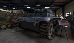 Panzer III (Falcon_33) Tags: france tank military tankmuseum tanks panzer saumur carlzeiss variotessartfe41635 sonyalpha7mkii variotessartfe1635mmf4zaoss