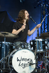 Whiskey Legs - Festival Dete De Quebec - Quebec City, QC Canada - July 10th 2016