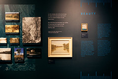 The River Exhibition Graphics (Studio Pounce) Tags: art logo design graphicdesign gallery melbourne brisbane exhibition signage labels branding theriver museumofbrisbane didactics chrisstarr studiopounce