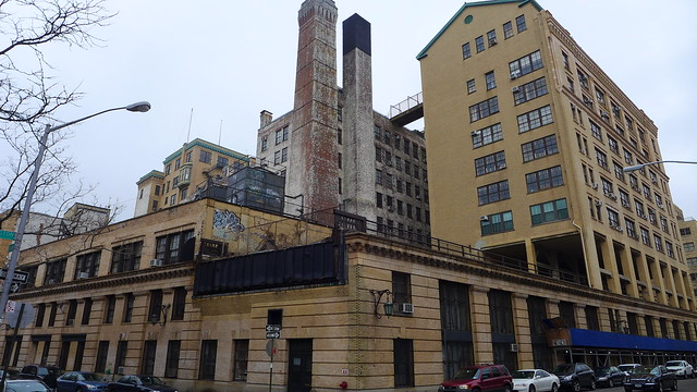 Westbeth / (Former) Western Electric Company Buildings / Later Bell Telephone Laboratories