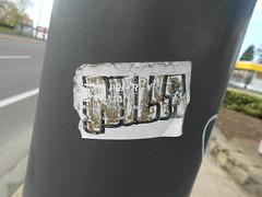 vancouver wa graffiti tag washington (695129) Tags: vancouver graffiti washington sticker tag wa slap usps