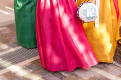 Buddha's Birthday : Jogyesa (ejorpin) Tags: temple spring dress bright traditional buddhism korea parade seoul lanterns hanbok colourful southkorea preparation buddhasbirthday lotuslanternfestival jogyesa seoullanternfestival seoulwalking