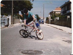 Rui Gonzaga - MBK 1988 (Shot by Louis) Tags: portugal bmx oldschool