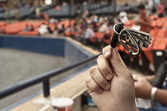 Shake Your Keys! (Wamzy_) Tags: baseball maryland minorleague frederick minorleaguebaseball frederickkeys harrygrovestadium