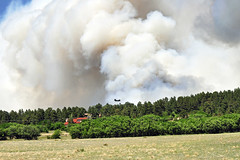 Black Forest Fire (The U.S. Army) Tags: us colorado co firefighting blackforest forestfires wildfires bambibucket 4thcombataviationbrigade 4thcab