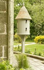 Claridges Bird House by Sparrow & Finch (Sparrow & Finch) Tags: show house flower bird english garden boot store chelsea post nest box country feeder sparrowandfinch