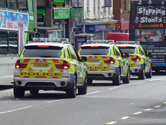 """South Yorkshire Police ARV'S (Emergency_Vehicles) Tags: nottingham azn day south yorkshire police parliament upper bmw vehicle nottinghamshire forces response azl armed azo x5 arv day"""" """"south police"""" """"armed """"nottingham yj12 yj12azl yj12azn yj12azo"""
