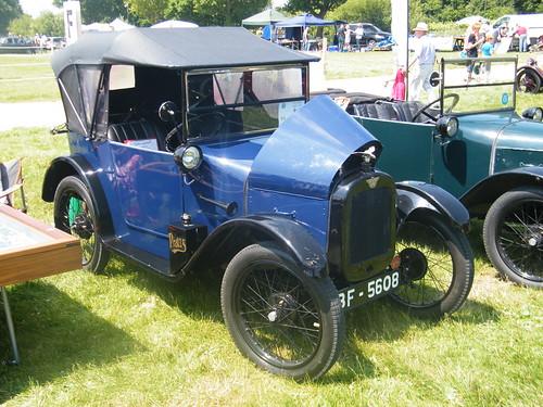 F1 - 1925 Austin Seven Type AC Tourer