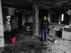 Boots (DominoDanger) Tags: urban abandoned minnesota exploring minneapolis twincities urbanexploring ue urbex dominodanger