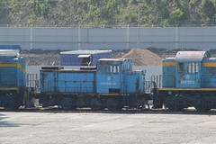 Locomotive Port of Rason (Ray Cunningham) Tags: de kim north korea special communism economic rpublique zone specialeconomiczone socialism core populaire dprk coreadelnorte ilsung demokratische jongil   rason dmocratique  rpdc volksrepublik       locomotive northkoreanphotography raycunninghamnorthkoreanphotography dprkphotography koreainpidemokratikuskztrsasg