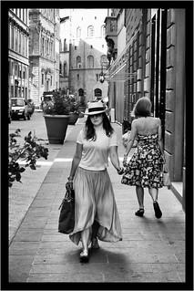 L'élégante de Florence / The elegant of Firenze