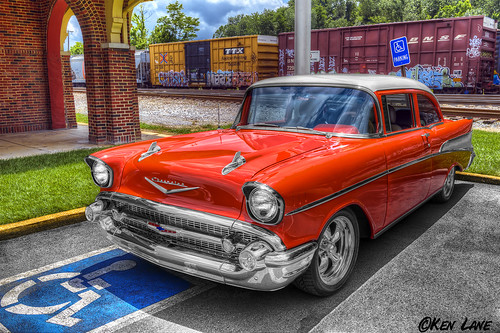 1957 Chevy Two-Ten (210)