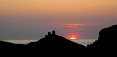 Soir d't (Chicadelosandes) Tags: sunset mer soir plage coucherdesoleil vende ocan