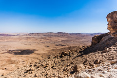 Negev (JoeyRamone) Tags: landscape israel day desert wideangle clear negev 1020mm vacations mitsperamon