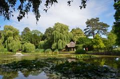 Ascott House and Gardens (scuba_dooba) Tags: uk england house home gardens de hall farm buckinghamshire country wing harry national trust mayer sir 3200 hamlet baron ascott acre stately manicured rothschild veitch