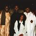 Chief Stephen Osita Osadebe (RIP) from Nigeria Hosted by  Equator Club Philadelphia Fouzia from Somalia with Nigerian People 1997 166