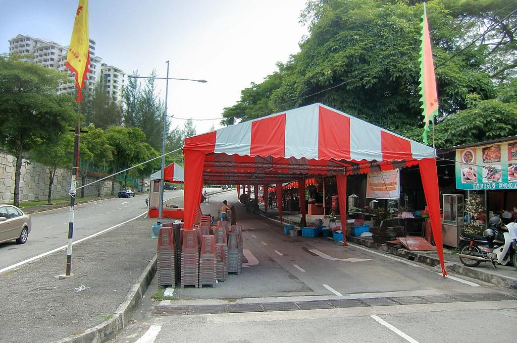 Chinese Food At Batu Ferringhi Penang