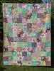 Lucky Girl full view (Lynn Carson Harris) Tags: quilt linen sewing luckygirl sisboom jenniferpaganelli