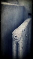 Radiator (Steve Denny) Tags: old metal wall nokia shadows antique filters radiator 820 lomogram