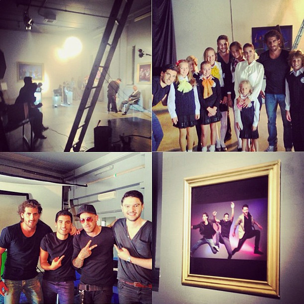 Music Video Shooting - September 3, 2013